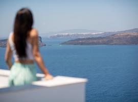 Blu Rooms, hotel in Akrotiri