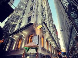Taksim Galatist Hotel, hotel near Taksim Square, Istanbul