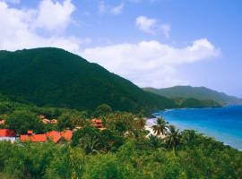 Carambola Beach Resort St. Croix, US Virgin Islands, hotel i North Star