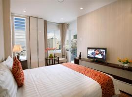 Galaxy Apartment, beach hotel in Nha Trang
