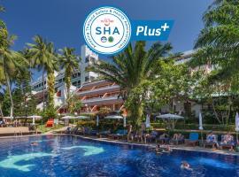 Best Western Phuket Ocean Resort -SHA Plus, hotel in Karon Beach