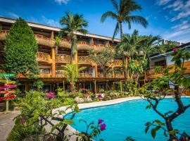 Red Coconut Beach Hotel Boracay, hotel in Boracay