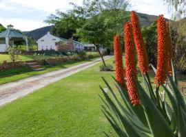 De Oude Meul Self Catering Country Lodge and B&B, hotel near Cango Caves, Oudtshoorn