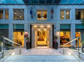 Best Western Plus Embassy Hotel, hotel in Athens