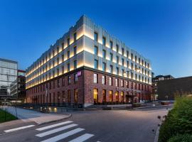 Clarion Collection Hotel Tapetfabriken, hotel near Bogesund Castle, Stockholm