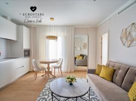 Tandem Soho Suites, apartamento en Málaga