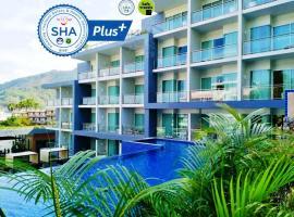 Sugar Palm Grand Hillside - SHA Plus, hotel in Kata Beach