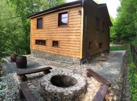 Chata Sklene Teplice, dovolenkový dom v Sklených Tepliciach