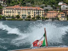 Grand Hotel Menaggio, hotell i Menaggio