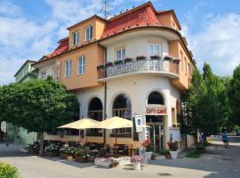 City Hotel, hotel poblíž Letiště Piešťany - PZY,