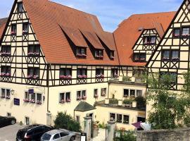 Prinzhotel Rothenburg, Hotel in Rothenburg ob der Tauber
