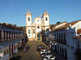 Hotel Nossa Senhora Aparecida, hotel em Ouro Preto
