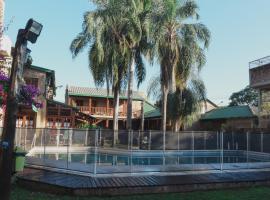 Hosteria-Spa Posada del Sol, hotel en Libertador General San Martín