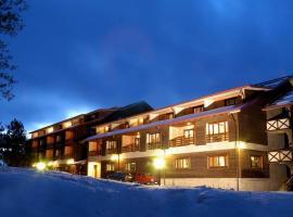 Olimpo Sila Hotel, hotell i Cutura