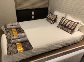 Yuyu Series Self Hotel - Vacation STAY 48501v, hotel near Universal Studios Japan, Osaka