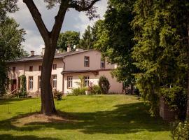 Osrodek Wczasowy Wierzchy, hotel in Wierzchy