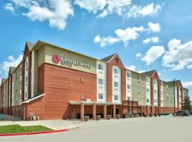 Candlewood Suites Dallas Fort Worth South, an IHG Hotel, hotel near Six Flags Over Texas, Fort Worth