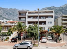 Apartments Dany, guest house in Makarska