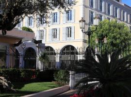 La Résidence de La Réserve, hotel in Beaulieu-sur-Mer