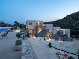 Pignolia Suites, отель в Иерапетре