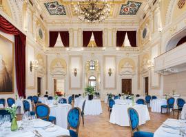 Aurea Ana Palace Hotel, hotel in Boedapest