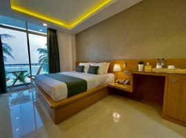 Huvan Beach Hotel at Hulhumale', hotel in zona Aeroporto Internazionale di Malé - Ibrahim Nasir - MLE,