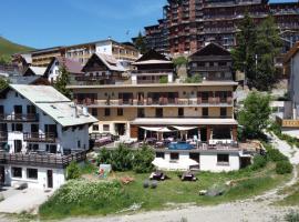 Hotel Le Refuge, hotel in L'Alpe-d'Huez