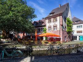 Hotel & Restaurant Sichelschmiede, hotel near Freiburg Institute for Advanced Studies, Freiburg im Breisgau