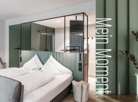 Hotel Goldenes Schiff, отель в Бад-Ишле