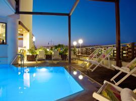 Steris Elegant Beach Hotel & Apartments, appartamento a Rethymno