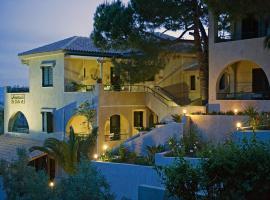 Anastasia Villa, hotel in zona Porto di Skiathos, Agia Paraskevi