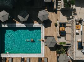 Seascape Luxury Residences, serviced apartment in Agia Pelagia