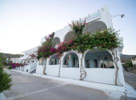 Καρανάσος, ξενοδοχείο στο Μπατσί
