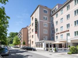 Hotel Lokomotive, hotel in Linz