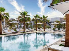 Hotel Sofitel Agadir Thalassa Sea & Spa, отель в Агадире