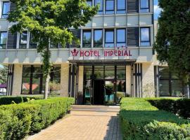 Hotel Restaurant Imperial, отель в Сигишоаре