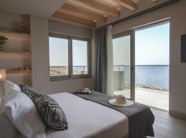 panorama new generation, hotel near Samaria Gorge, Sfakiá