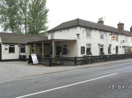 The Hawkenbury, hotel near Sutton Valence Castle, Staplehurst