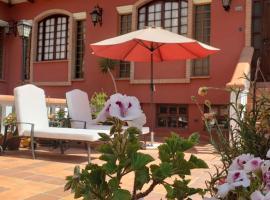 La Casona Hotel Boutique, отель в городе Ла-Пас