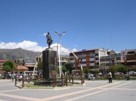 Hotel Olimpico, hotel in Huancayo