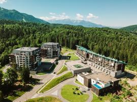 SILVER MOUNTAIN - ANA'S Apartments, apartment in Poiana Brasov