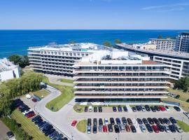 NCM Apartments Seaside Park, hotel with jacuzzis in Kołobrzeg