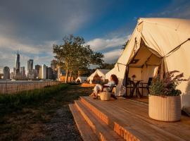 Collective Governors Island, hotel de lujo en Nueva York