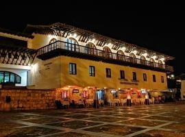 Muisca Hotel Inn, hotel in Guatavita