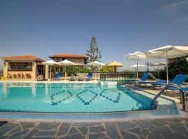 All In Krinas Apart-Hotel, hotel in Argassi