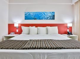 Ramada Hotel & Suites Campos Pelinca, hotel in Campos dos Goytacazes