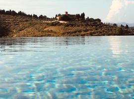 La Pietra Del Cabreo, hotell i Greve in Chianti