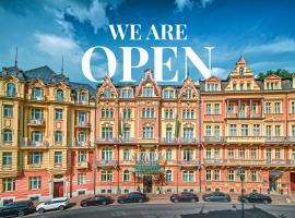 Carlsbad Plaza Medical Spa & Wellness hotel, hotel in Karlovy Vary