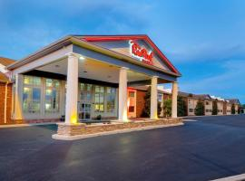 Red Roof Inn & Suites Wilmington – New Castle, hotel near New Castle Airport - ILG,