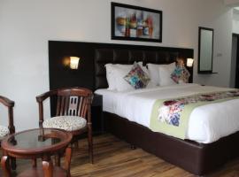 Capital O 81204 The Meru Hotel, hotel in Gangtok